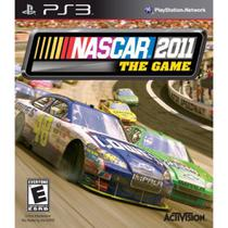 Nascar 2011: The Game - Ps3 - Activision