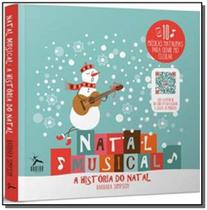 Natal musical a historia do natal - Hunter books