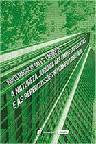 Natureza juridica das empresas estatais e as repercussoes no campo tributario, a - Lumen juris