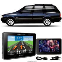 Navegador Gps Automotivo FIAT ELBA Tela 4,3 Touch Voz C/ TV FM Oferta - Multilaser