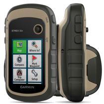 Navegador GPS Garmin eTrex 32x - 8Gb Bússola Altímetro Barômetro -