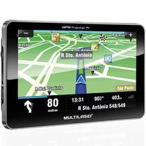 Navegador GPS Tracker TV Digital  Multilaser GP038 -