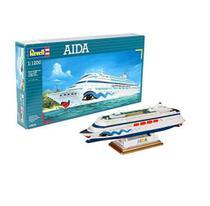 Navio Aida de Cruzeiro Kit Para Montar Revell 05805 -