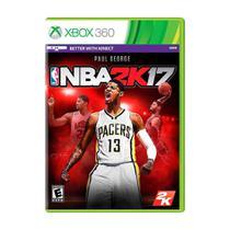 NBA 2k17 - Xbox 360 -