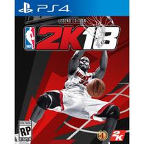 Nba 2k18 legend edition - ps4 - Sony