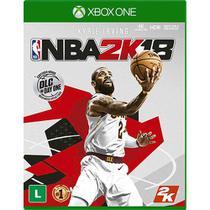 NBA 2K18 - Xbox One - Microsoft
