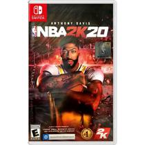 NBA 2K20 - Switch - Nintendo