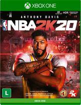Nba 2K20 - Xbox One - T2 - take-two interactive