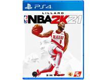 NBA 2K21 para PS4 Take Two - Lançamento