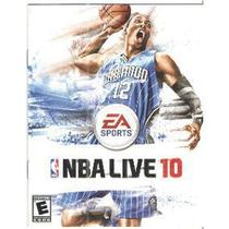 NBA Live 10 - PS3 - Easports