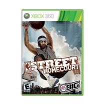 NBA Street Homecourt - Xbox 360 - Jogo