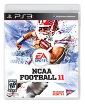 NCAA Football 11 - PS3 - Easports