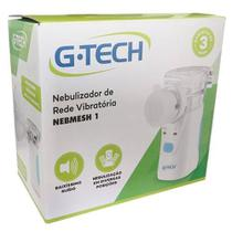 Nebulizador De Rede Vibratória Nebmesh - G-tech - G tech
