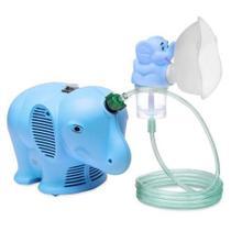 Nebulizador inalafante azul bivolt 127/220v 60hz r-60 3rd omron -