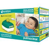 Nebulizador Ultrassônico Soniclear Pulmoclear -