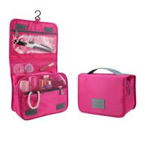 Necessaire de viagem com gancho Pink - Jacki design
