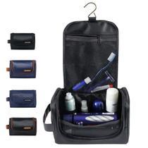 Necessaire feminina masculina organizador frasqueira mala de viagem - Lovelihx