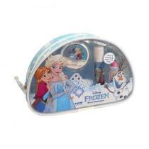 Necessaire Frozen Com Maquiagem Ref.13068 View -
