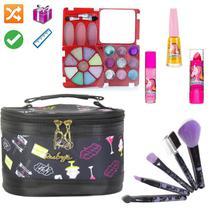 Necessaire Maleta Infantil Com Kit Maquiagem Completo ML003 - Nova diva