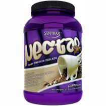 Nectar Lattes Whey Protein Isolate Cappucino 907g (2lbs) Syntrax -