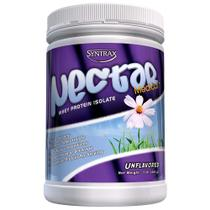 Nectar Medical Whey Protein Isolate Unflavored 1lb (454g) Syntrax