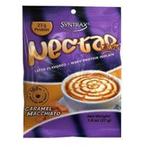Néctar Whey Isolate - cappuccino 23g - Syntrax