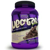 Nectar Whey Protein Isolate Natural Chocolate 2lbs (907g) Syntrax