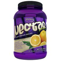 Nectar Whey Protein Isolate Natural Orange 2lbs (907g) Syntrax