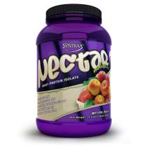 Nectar Whey Protein Isolate Natural Peach 907g Syntrax