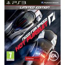 Need For Speed Hot Pursuit Limited Edition - Ps3 - Ea