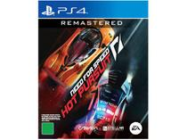 Need for Speed Hot Pursuit Remastered para PS4 - Criterion Games