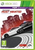 Need for Speed Most Wanted - Xbox 360 - Microsoft