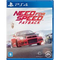 Need for Speed Pay Back - PS4 - Ea Games