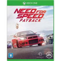 Need For Speed Pay Back Xbox One - Ea Games
