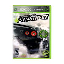 Need For Speed Prostreet - Xbox 360 - Platinum Hits - Ea games