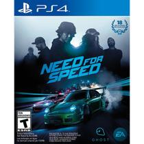 Need For Speed - Ps4 - Sony