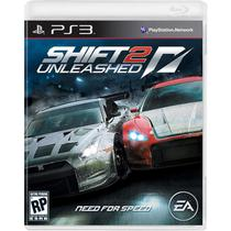 Need For Speed: Shift 2 Unleashed - Ps3 - Sony