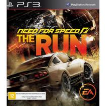 Need For Speed The Run - PS3 - Ea