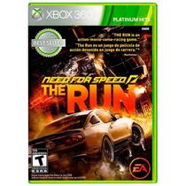 Need For Speed The Run - Xbox 360 - Ea games
