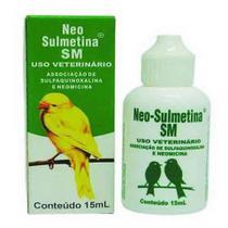 Neo Sulmetina SM 15ML (Aves) -