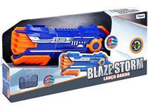 Nerf Blaze Storm Xplast 10 Dardos  - com Acessórios -