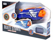 Nerf Blaze Storm Xplast 20 Dardos  - com Acessórios -
