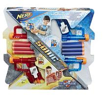 Nerf  EXCL Sonic Fire  Ice Jolt c/ 04  Hasbro A7957