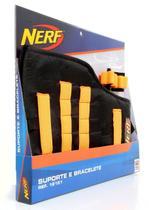 Nerf Kit suporte p/ Lançador e Braceletes - Sula 12151 -