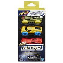 Nerf Refil Carros Nitro C3 Hasbro -