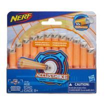 Nerf Refil Dardo Accustrike C/12 - C0162 - Hasbro -