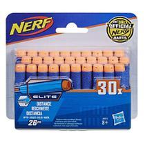 Nerf refil dardos elite 30x a0351 - Hasbro