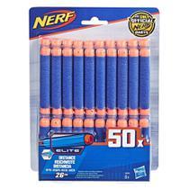 Nerf refil dardos elite c/50 e6104 - Hasbro