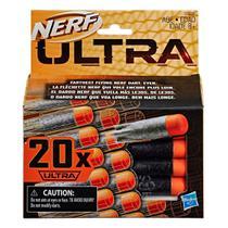 Nerf Refil Dardos Ultra Pack com 20 - Hasbro -