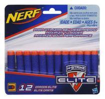 Nerf Refil de Dardo N-Strike Elite - 12 - Hasbro -